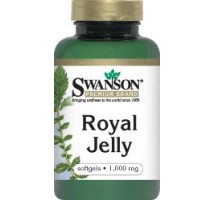 SWANSON Royal Jelly 1000mg 100kaps