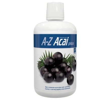 A-Z MEDICA Acai Plus Sok 950ml